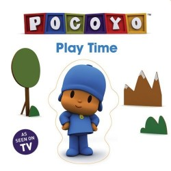 Pocoyo StoryBook - Play Time