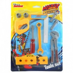 Mickey and the Roadsters Racers Tools Kit