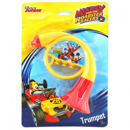 Mickey and the Roadsters Racers Trumpet