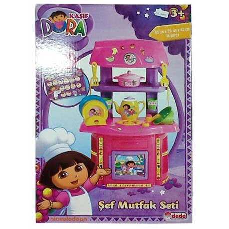 Dora - Complete Kitchen Set