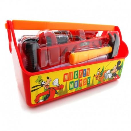Mickey Mouse Tool Set Box