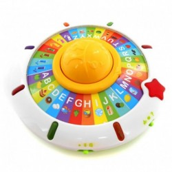 Press or Spin - Built Early Speaking Skills!