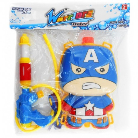 Super Water Gun Captain America