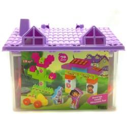 Dora Block House
