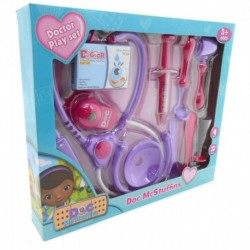 Doc McStuffins - Doctor Play Set - 1
