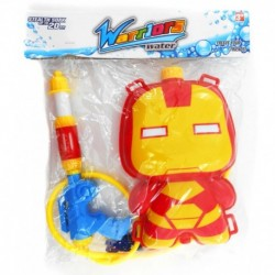 Super Water Gun Iron Man