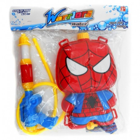 Super Water Gun Spider Man