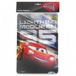 Puzzle Regular - Cars 3