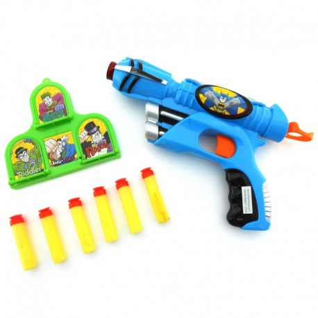 Super Friends Soft Bullet Gun