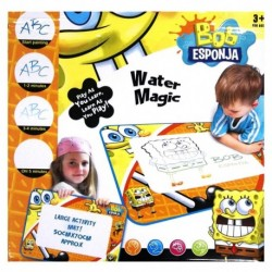 Spongebob Water Magic Mat