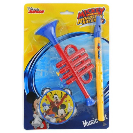 Mickey Roadster Racers - Music Set