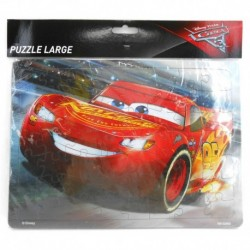 Puzzle Large - Cars 3