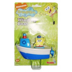 Spongebob Wind Up Boat