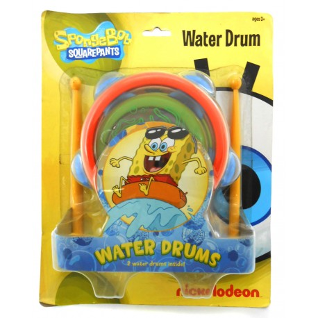 Spongebob Water Drum