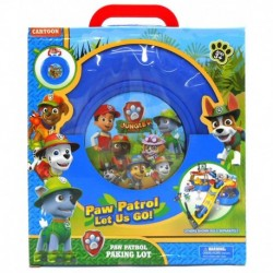Paw Patrol Parking Lot