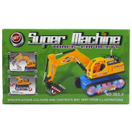 Super Machine - Truck Capacity