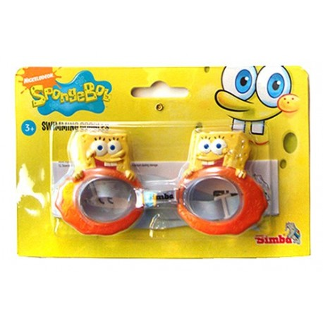 Spongebob Swimming Googles