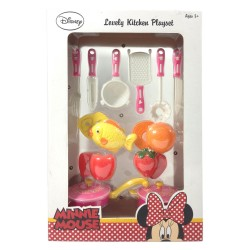 Minnie Mouse Lovely Kitchen Playset