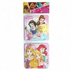 Puzzle 2 in 1 Forever Princess