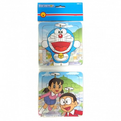 Puzzle 2 in 1 Doraemon - Nobita & Shizuka