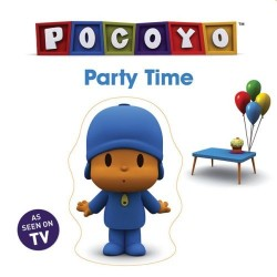 Pocoyo StoryBook - Party Time