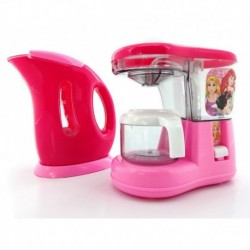 Disney Princess Kitchen Set - Coffee Maker & Water Thermos