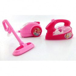Disney Princess Kitchen Set - Vacuum Cleaner & Iron