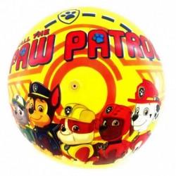 "Bola PVC Paw Patrol Yellow 9"""