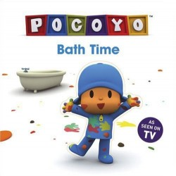 Pocoyo StoryBook - Bath Time
