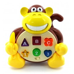 Early Learning - ABC & 123 Monkey