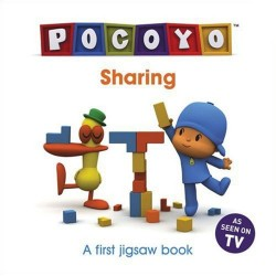 Pocoyo StoryBook - Sharing