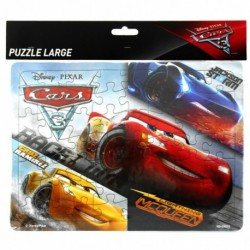 Puzzle Large - Cars 3 - Let's Race