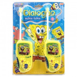 SpongeBob Walkie Talkie