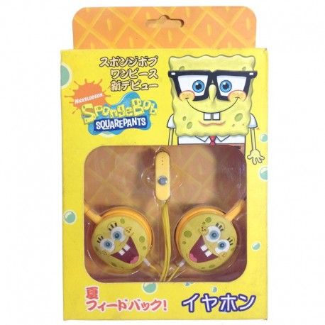SpongeBob Earphone