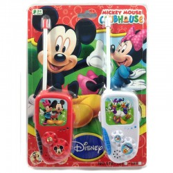 Mickey Mouse Walkie Talkie