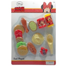Minnie Food Playset Burger