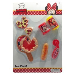 Minnie Food Playset Pizza
