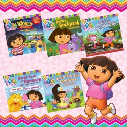 Dora StoryBook Vol 1-5