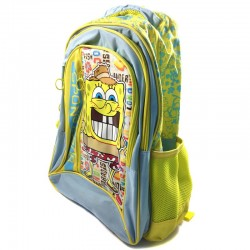 SpongeBob - Cyan/Yellow