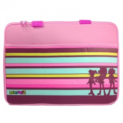 Powerpuff Girls Z Pink laptop sleeves