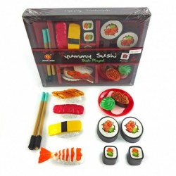 Sushi Playset - Yummy Sushi - Mainan makanan sushi