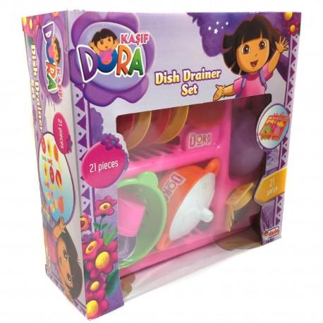 Dora Dish Drainer Set