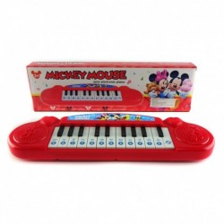 Mickey Mouse Mini Electronic Piano - Mainan alat musik piano