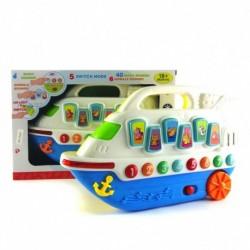 Music Ship - Mainan kapal alat musik