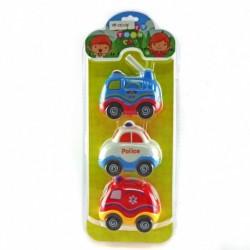 Happy Toon Car - Mainan mobil-mobilan