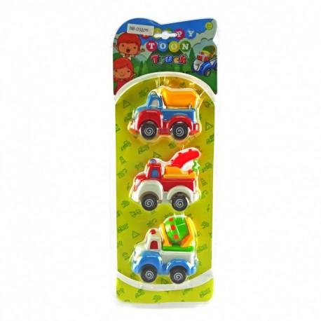 Happy Toon Truck - Mainan truk