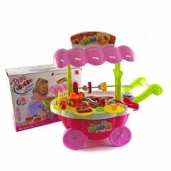 BBQ Cart - Mainan Gerobak BBQ