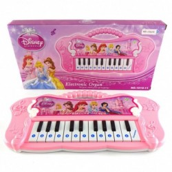 Disney Princess Electronic Organ - Mainan alat musik piano