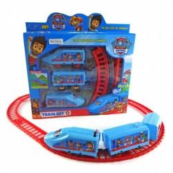 Paw Patrol Train Set - Mainan kereta api