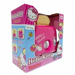 Hello Kitty play at home Toaster - Mainan pemanggang roti